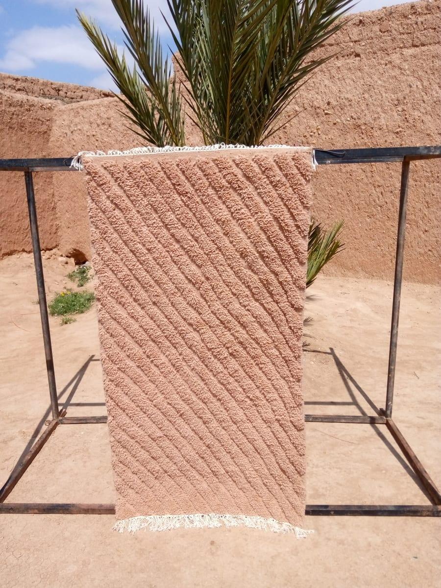 Rug   Pink Morocco