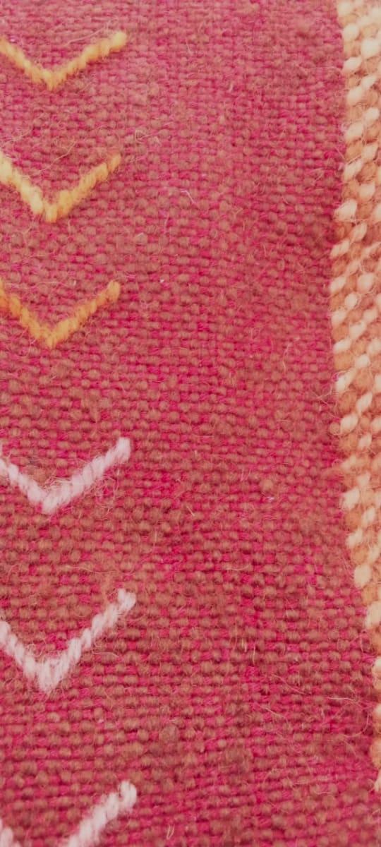 Woven Wool Bag
