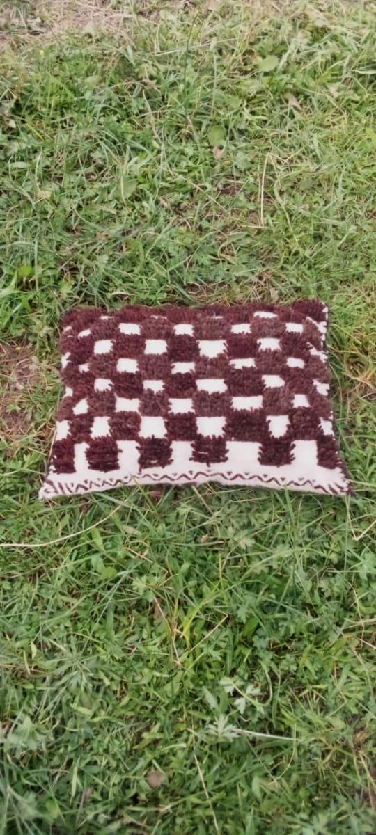 Woven Wool Pillow Cushion