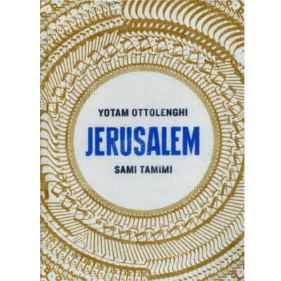 livre cuisine Jerusalem