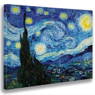 nuit etoilee Van Gogh