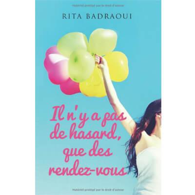 Livre pas de hasard que des rendez-vous de Rita Badraoui