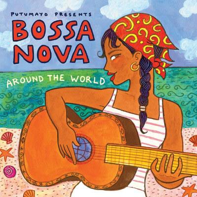 CD musique bossa nova