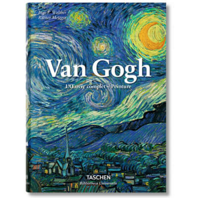 Livre de peinture Van Gogh