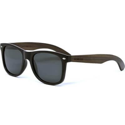 lunettes de soleil pour homme monture bois