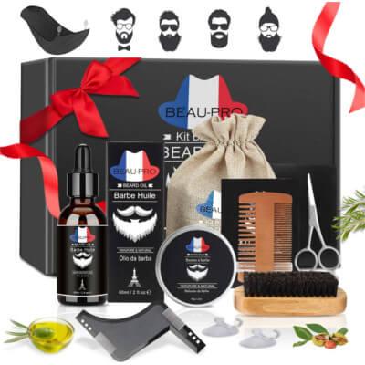 Kit de soins de barbe