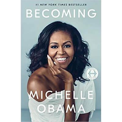 livre autobiographie Michelle Obama