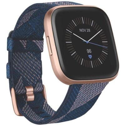 Fitbit Versa 2 bleu marine