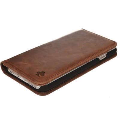 Housse étui en cuir pour portable et iPhone de Porter Riley