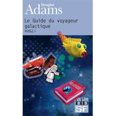 livre voyageur glactique de Douglas Adams