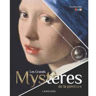 Livre Les grands mystères de la peinture