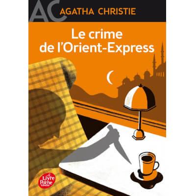 livre crime de l'Orient Express de Agatha Christie