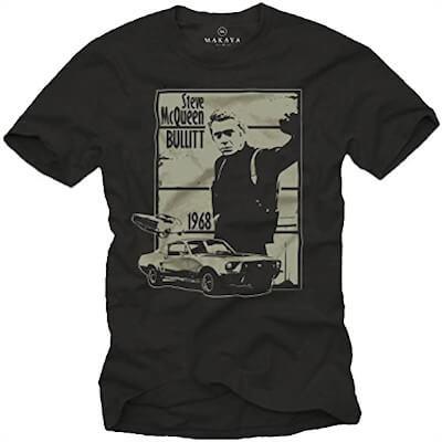 t-shirt vintage pour homme