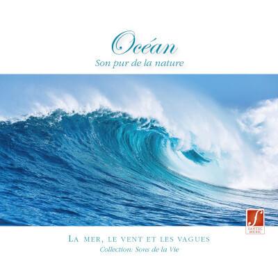 CD musique relaxante ocean sons mer et vagues