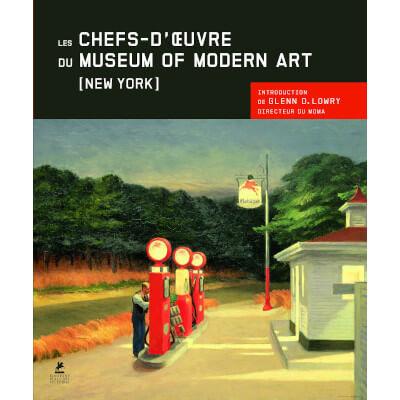 Livre Chefs-d'Oeuvre du Musée d'Art Moderne de New York