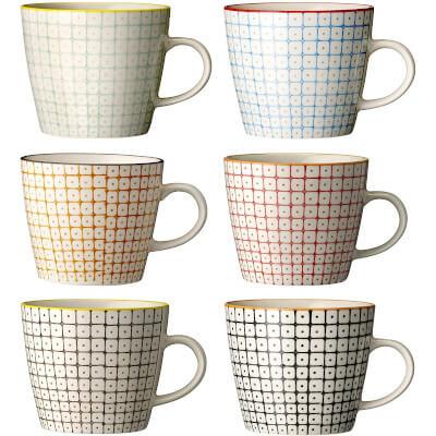 Tasses à café en céramique