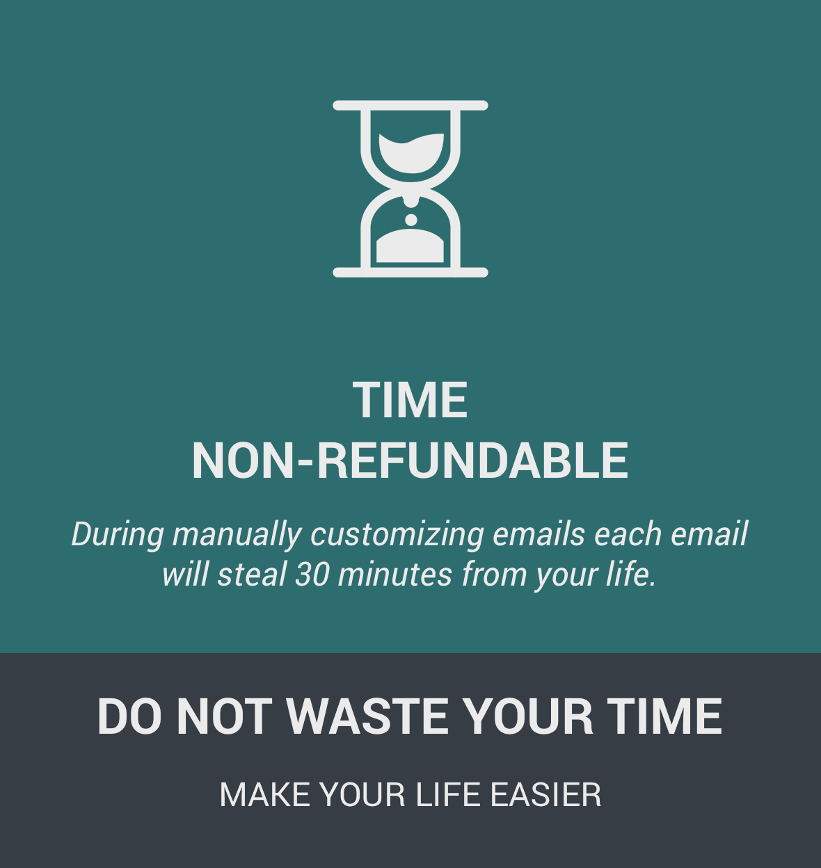 save your time of email customizer parum woocommerce