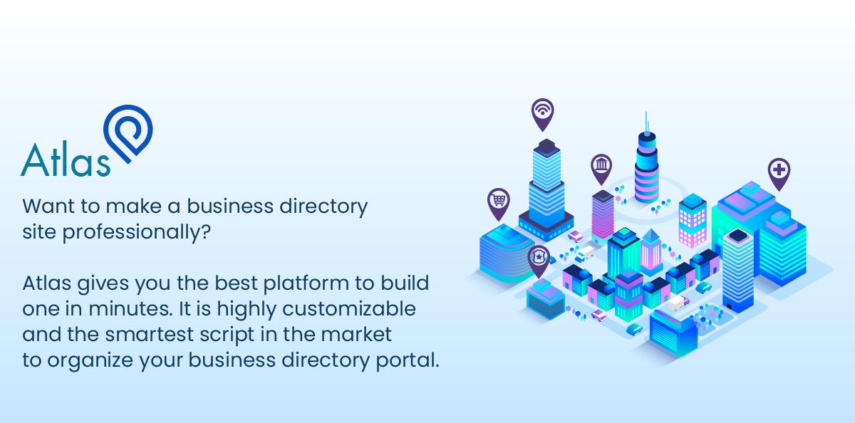 Atlas negocios Directory Listing - 2
