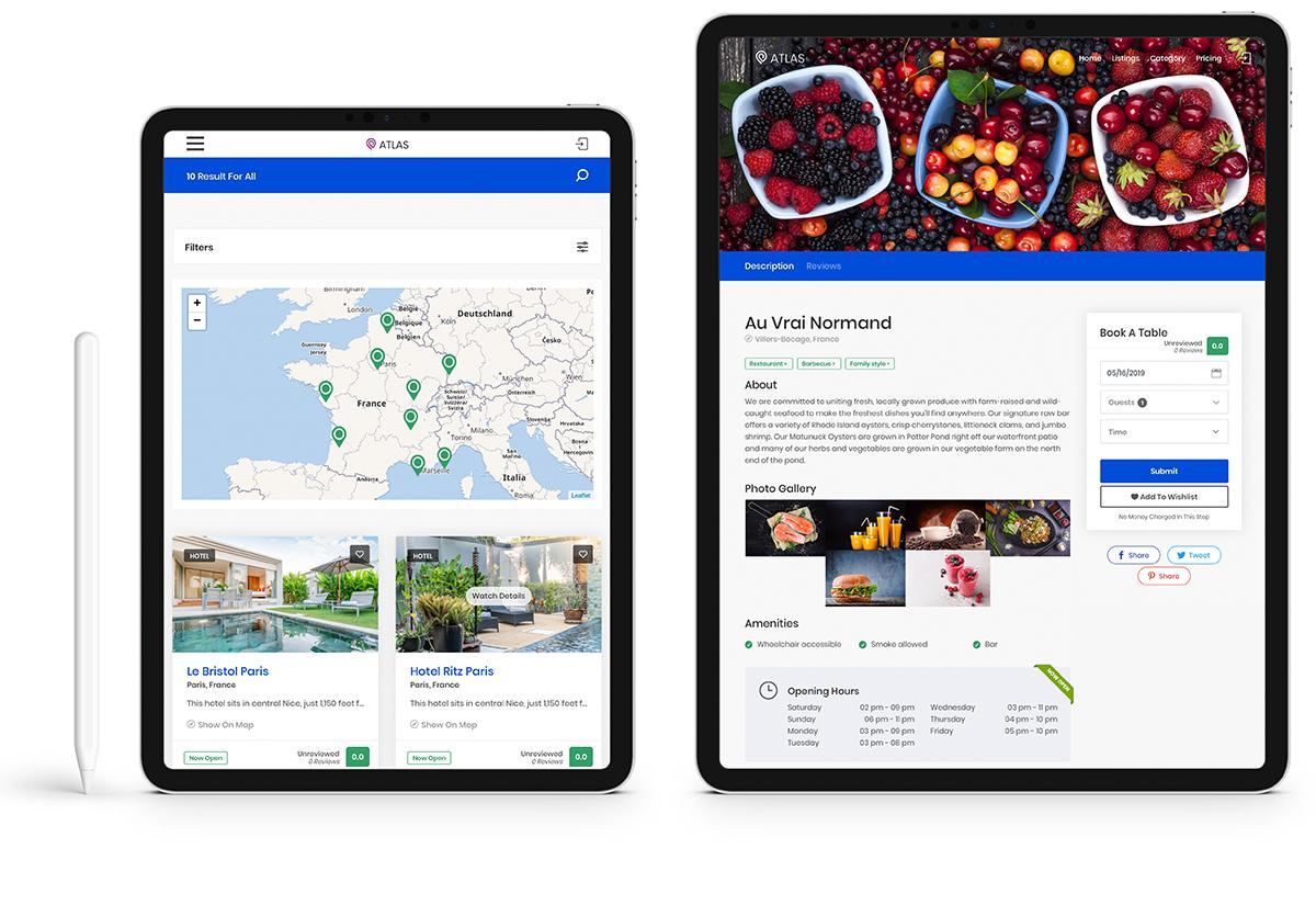 Atlas negocios Directory Listing - 13