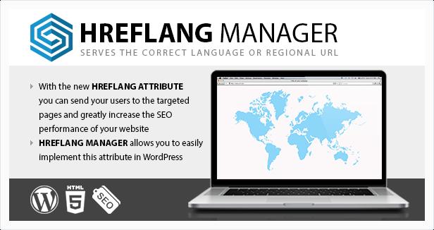 Hreflang Manager plugin parum WordPress