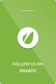 Follow Us At Envato