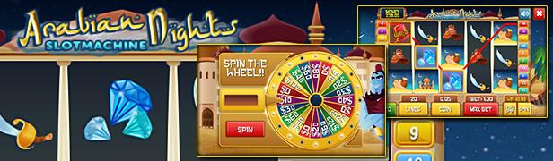 Slot Arabian