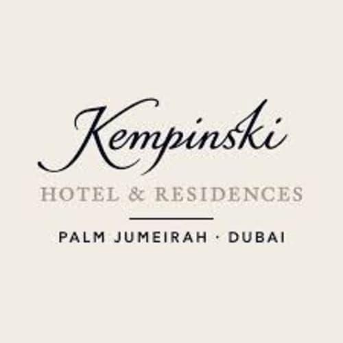 KEMPINSKI HOTEL & RESIDENCES PALM JUMEIRAH - DUBAI