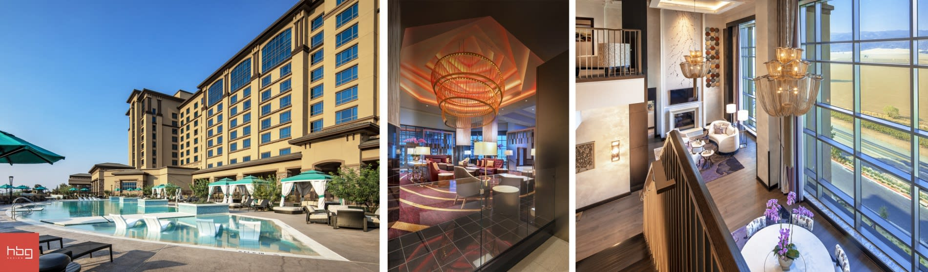 New Cache Creek Casino Resort Hotel stuns with beauty inspired by Northern California's alluring Capay Valley