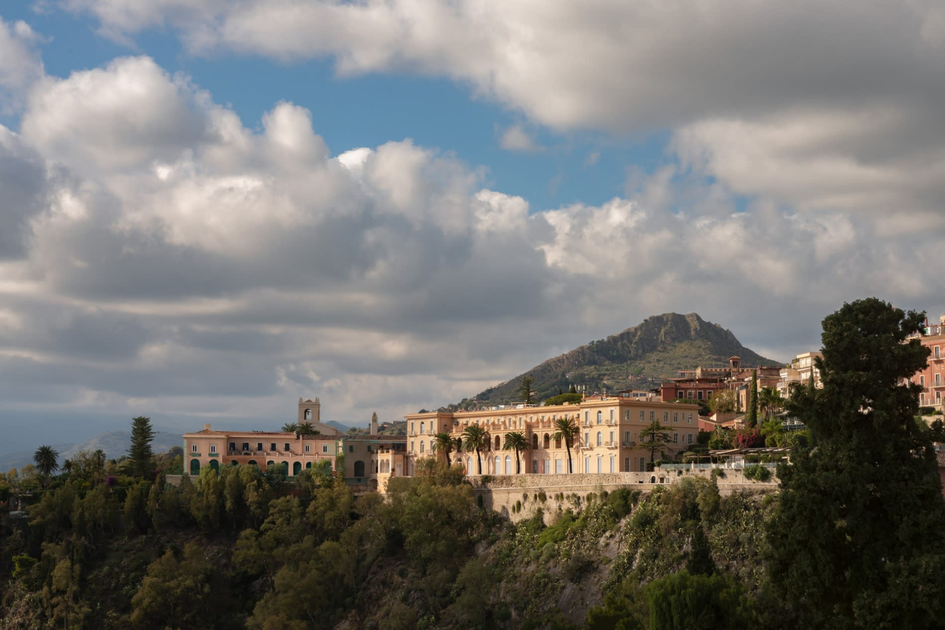 Legendary San Domenico Palace enters a new era, reopening as a Four Seasons Hotel this summer