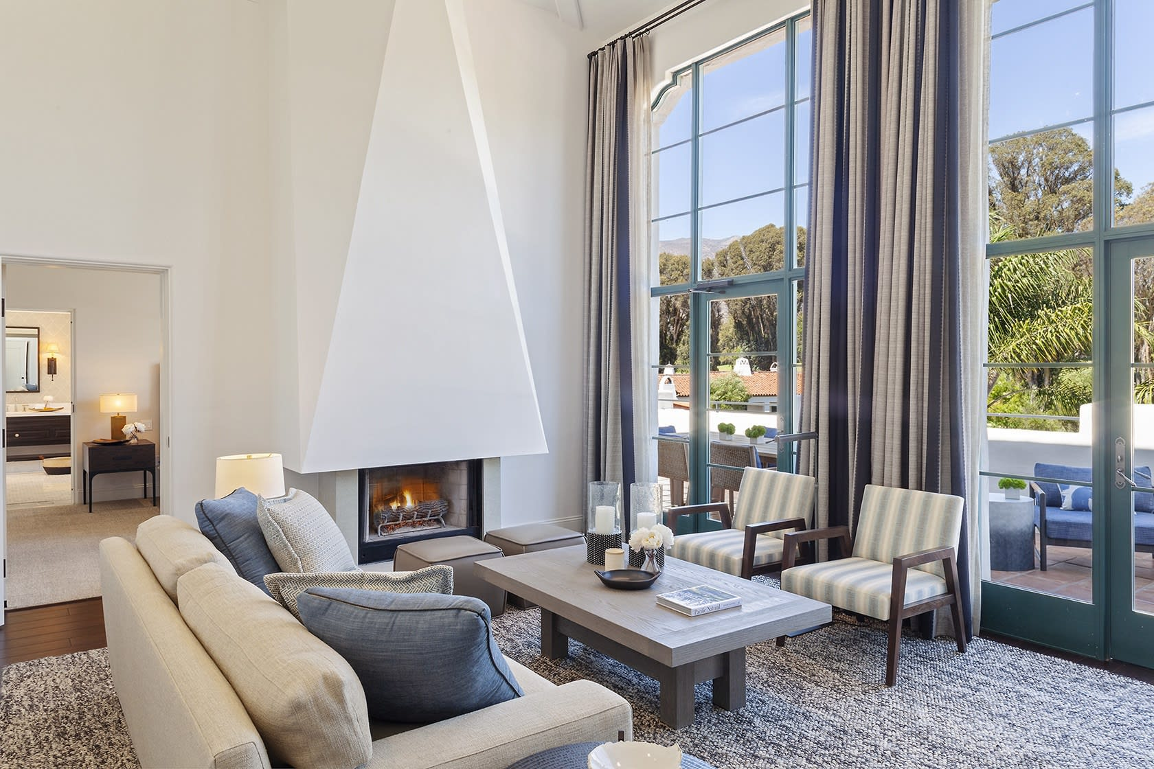 Ojai Valley Inn re-opens, debuting $5-million dollar renovation of spa Ojai and luxury spa penthouse suites
