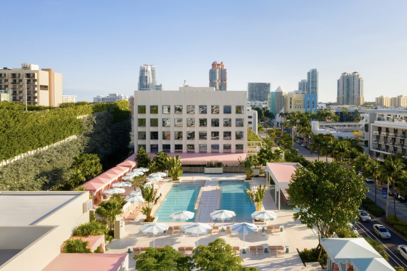 Announcing the Goodtime Hotel - A new hospitality endeavor between David Grutman and Pharrell Williams opens on South Beach