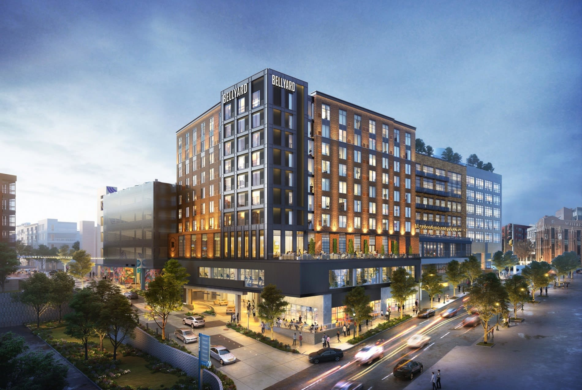 Bellyard West Midtown Atlanta, a Tribute Portfolio hotel, debuts today