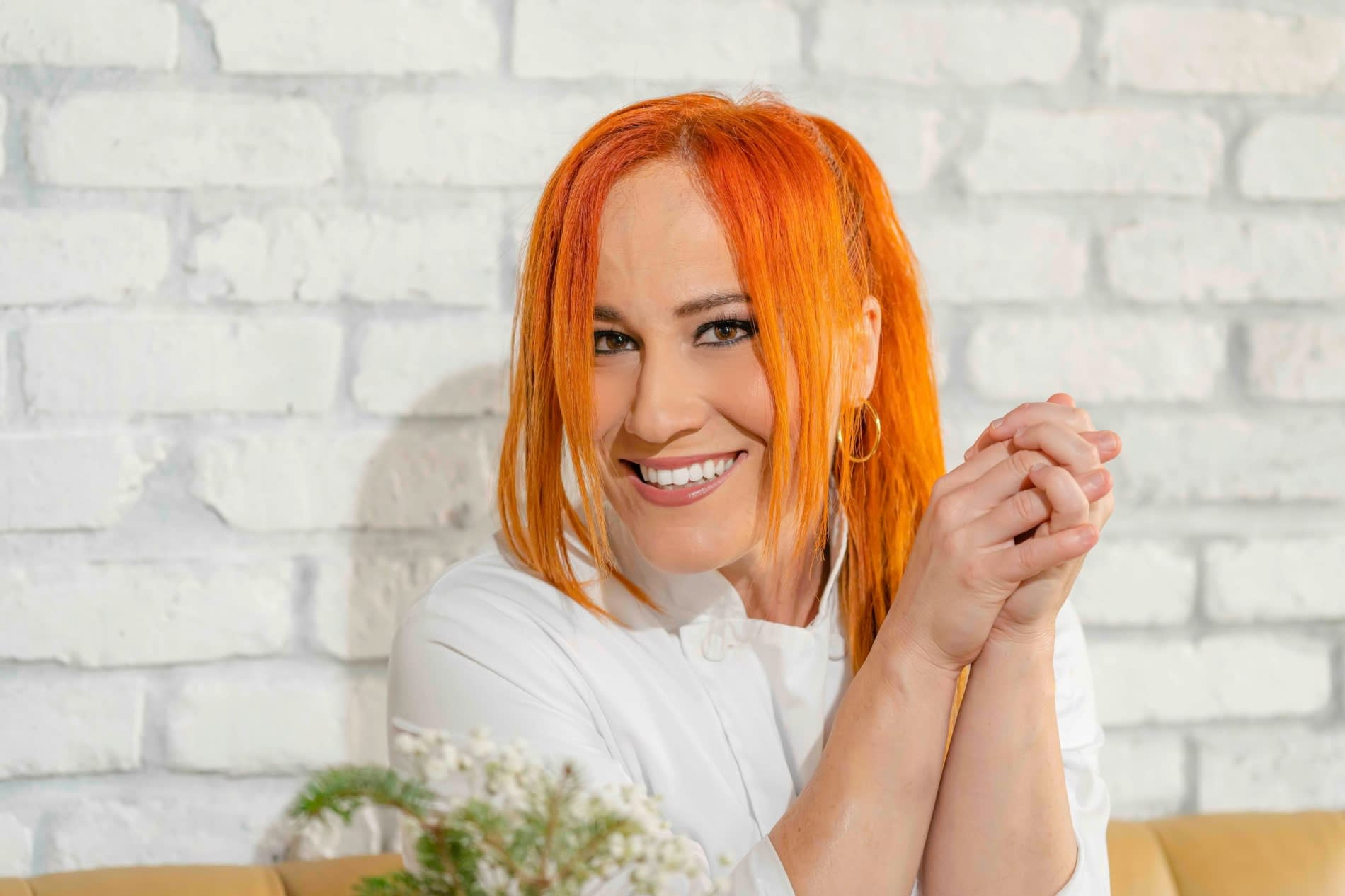 Star chef and culinary mogul Adrianne Calvo takes her signature journey of the senses