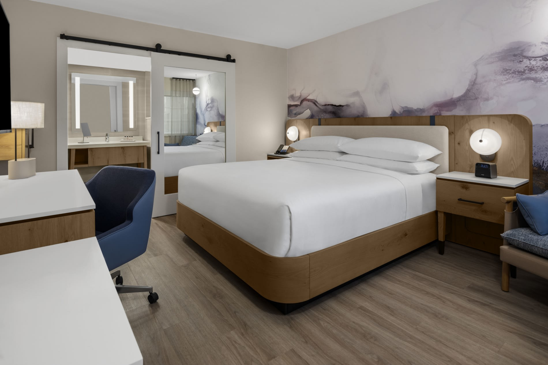 Delta Hotels by Marriott debuts sophisticated new room design