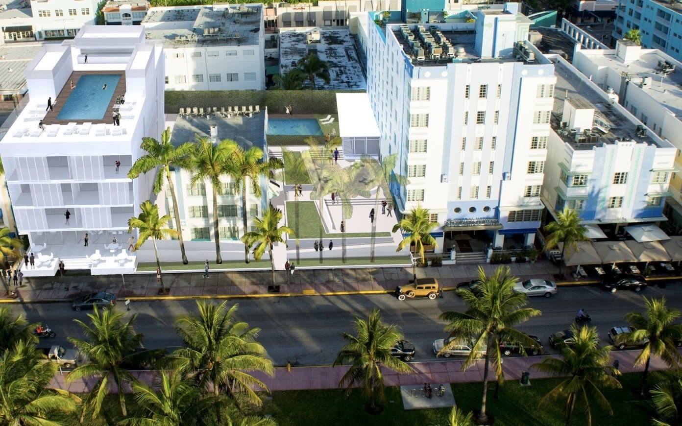The Gabriel South Beach, Curio Collection by Hilton, to open in Miami Beach, fall 2021
