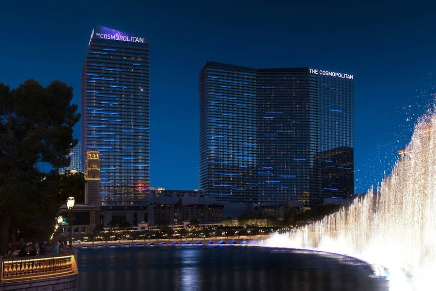 MGM Resorts to acquire the operations of The Cosmopolitan of Las Vegas
