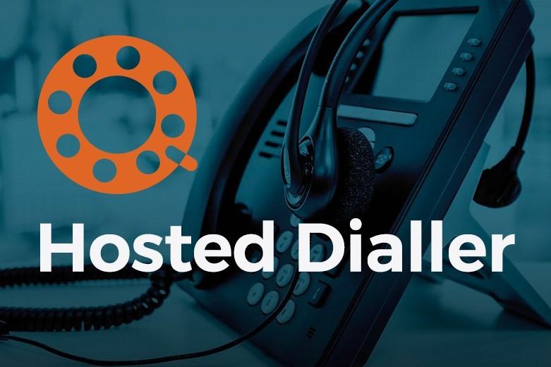 Hosted Dialler