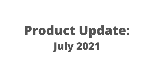 HostedHooks Product Update (July 2021)