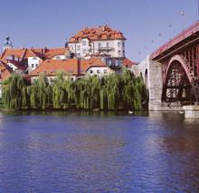 Maribor and river