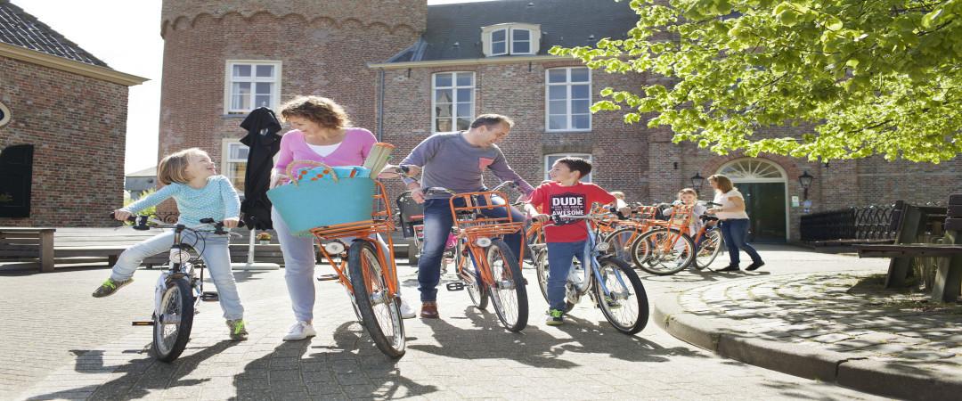 Familien lieben Den Haag im Frühling, der besten Jahreszeit für Outdoor-Aktivitäten.