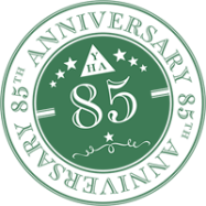 YHA E&W birthday badge