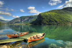 Canoes, Norway