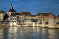 The city of Basel