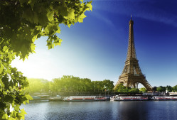 The Eiffel Tower - one of the 10 best places in Paris