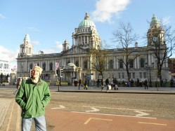 Jonny Blair in Belfast