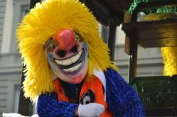 Fasnacht carnival parade.