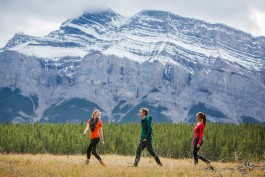 mountains, canada
