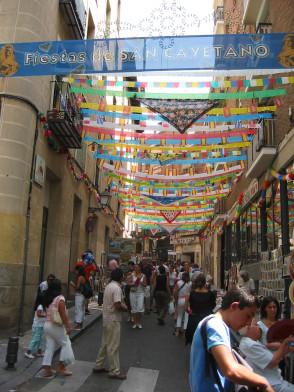 Rastro, Madrid, Flea Market