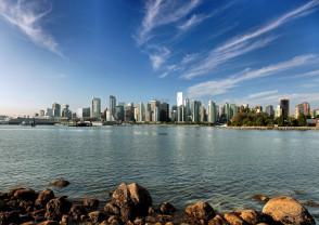 Vancouver scene