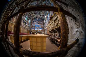 Sixtine chapel, rome, italy